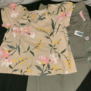9 GIRLS SIZE 4T CLOTHING (ALL NEW)